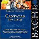 Sacred Cantatas Bwv 119-121