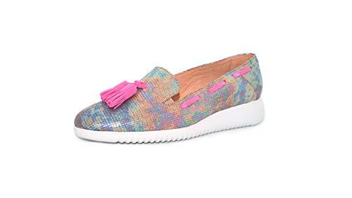 Calzados Losal   Zapato Mocasín   Zapato Mujer   Zapato Fabricado a Mano   Zapato Pegado   Zapato Fabricado en España   Zapatos Artesanos   Fabricación Pegado   Modelo Torrelavega (39)