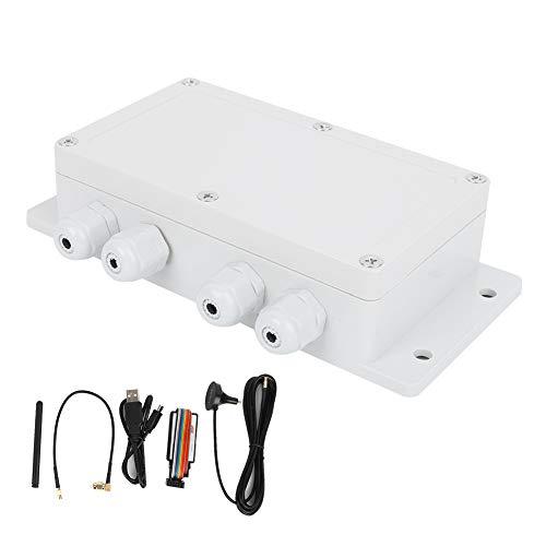 Control remoto 3G/GSM, salida de relé de 6 canales, 6 entradas de alarma, control remoto, abridor de puerta remoto GSM para acceso a la puerta de seguridad