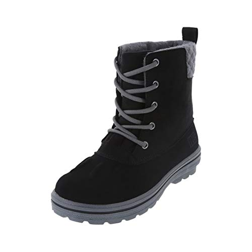 Rugged Outback Black Boys' Gordon -10 Duck Boots 1 Regular