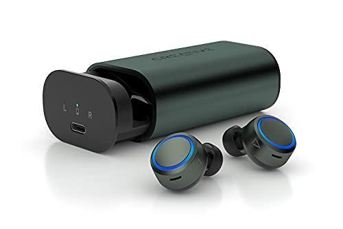Creative Outlier Air V3 - Cuffie in-ear TWS True Wireless resistenti al sudore con Modalità Ambiente, Riduzione Attiva del Rumore, Bluetooth 5.2, AAC, durata della batteria di 40 ore per carica