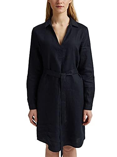 Esprit 031ee1e311 Vestido, Negro, 44 para Mujer