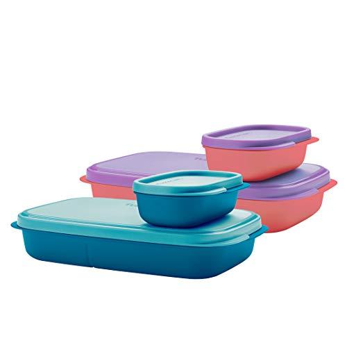 Tupperware Mylunch Liquid Tight Lunch Box 590ml 2pc