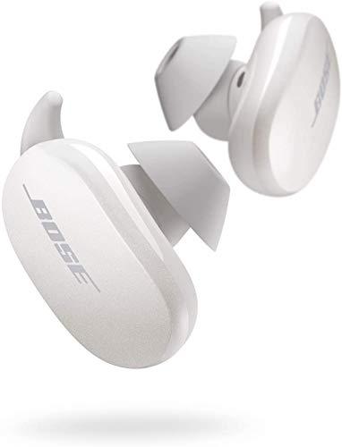 Bose QuietComfort Noise Cancelling Earbuds - True Wireless Bluetooth Earphones, Soapstone. The world's Most Effective Noise Cancelling Earbuds.