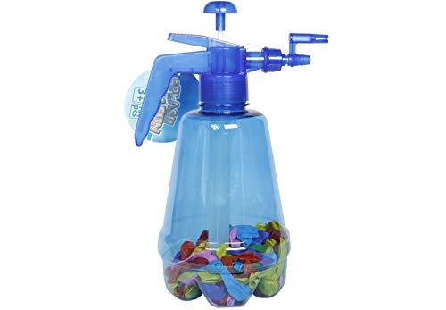 Splash & Fun Wasserbombenpumpe,inklusive 150 Wasserbomben