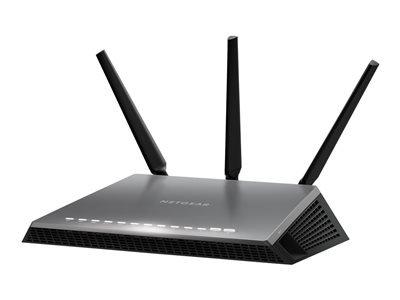 Netgear Nighthawk D7000 - Wireless Router - Dsl Modem - 802.11A/B/G/N/Ac - Desktop-D7000-100NAS