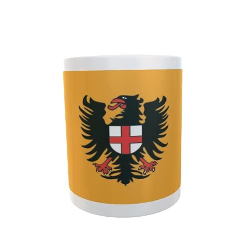 U24 Tasse Kaffeebecher Mug Cup Flagge Boppard
