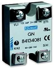 CROUZET 84134020 SSR, PANEL MOUNT, 280VAC, 32VDC, 50A