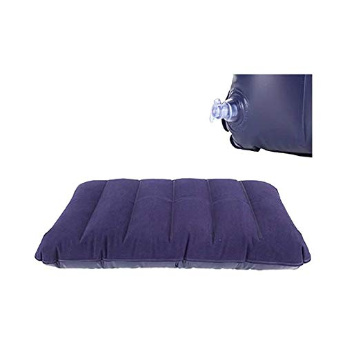 Sommet gonflable Camping Pillow Soft Feel 40cm x 26cm environ