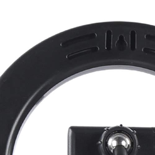 FECAMOS Luz LED Inteligente inalámbrica del Anillo de la luz LED de Bluetooth 4.0, para Retrato