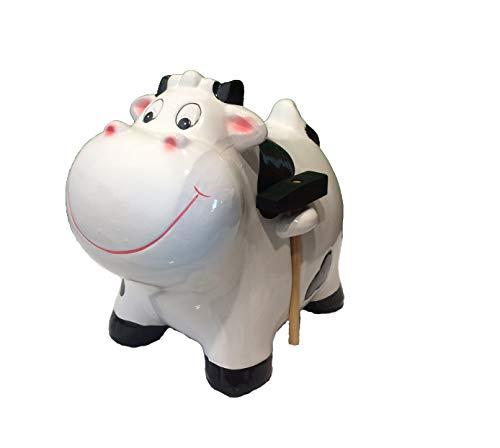 ARTE REGAL IMPORT, S.L. Hucha céramica Vaca con Martillo GR