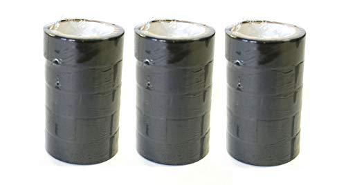 G&M 313379 15 Rollen VDE Isoband Elektriker Isolierband Klebeband 17mm x 4,5m