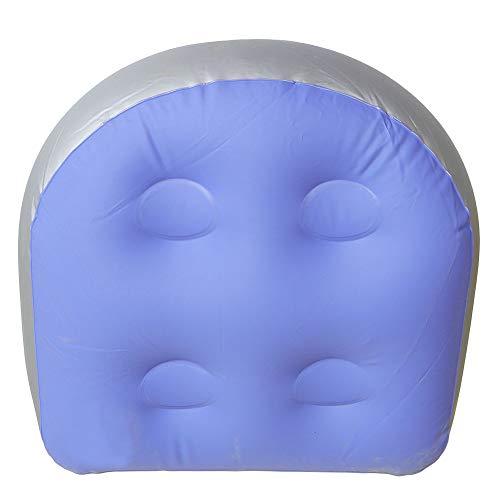 Fishoo Booster Seat Hot Tub Spa Cushion Inflatable Pad for Adults Kids