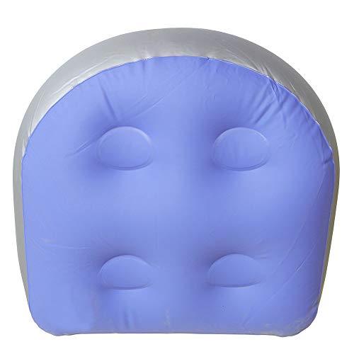 Suppyfly Coussin Gonflable de Coussin de Spa de Spa de siège d'appoint pour Enfants Adultes