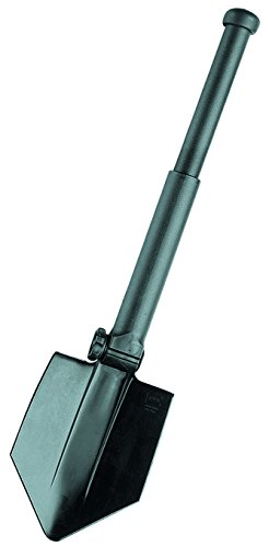 GERBER Erwachsene Glock Feldspaten, mit Säge im Griff, ohne Tasche Klappspaten, Mehrfarbig, One Size