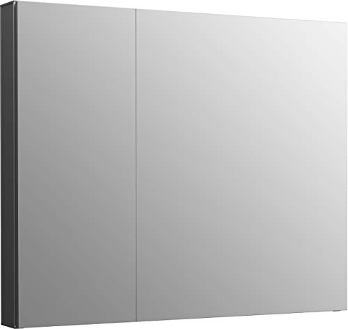 Kohler K-81146-DA1 Maxstow Frameless Surface Mount Bathroom Medicine Cabinet, 30