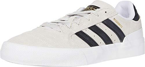 adidas Zapatillas bajas para hombre, blanco (Calzado Blanco/Core Negro/Gum 4), 40 EU