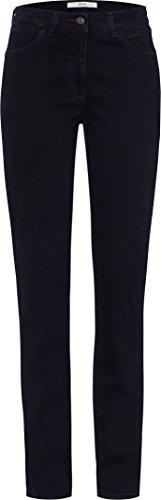 BRAX Damen STYLE.MARY 79-6507 Slim Jeans, Blau (Clean Dark Blue 22),42 (Herstellergröße:W32/L32)
