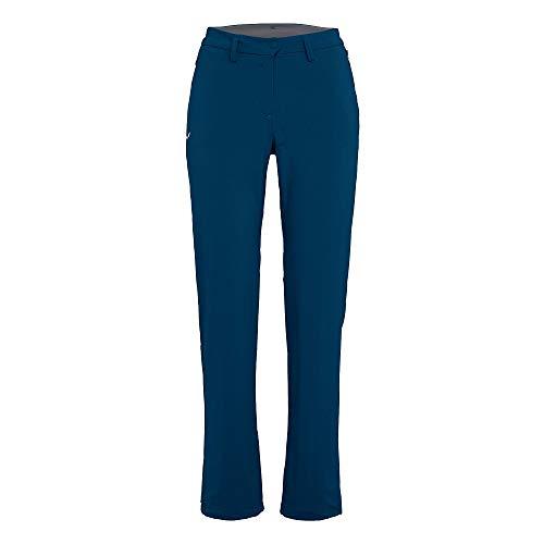 Salewa PUEZ 2 DST W Pantalon Femme Premium Navy FR : L (Taille Fabricant : 46/40)
