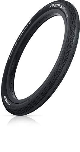 TIOGA BMX fastr BLK LBL neumático para BMX Unisex, Negro