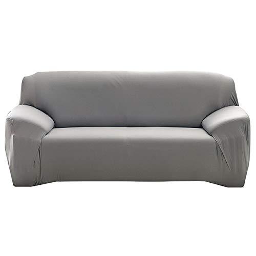 Tobs ElastizitätSofabezug Ausziehbare Sofabezug Einfarbige Einzel- / Zwei- / DREI- / Viersitze müssen gekauft Werden 2St