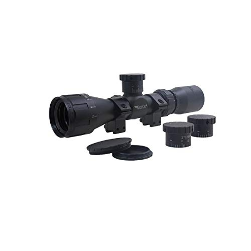 BSA Optics 22-27X32AOCWRTB Sweet 22 AO Compact 2X-7X 32mm Rifle Scope