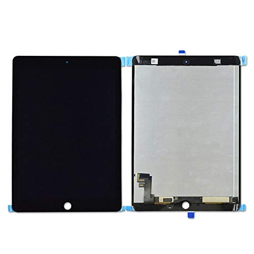 Screen replacement kit LCD Screen Touch Digitizer Fit For IPad 6 Apple IPad Air 2 A1566 A1567 Repair kit replacement screen (Color : White)