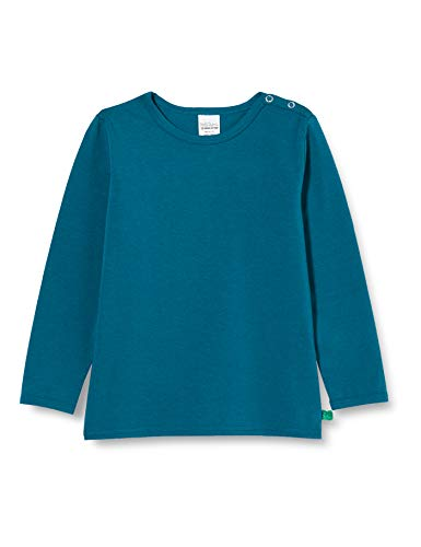 Fred's World by Green Cotton Baby-Boys Alfa T-Shirt, Dream Teal, 92
