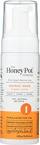 The Honey Pot - Normal Foaming Wash - Feminine Cleanse - 99%...