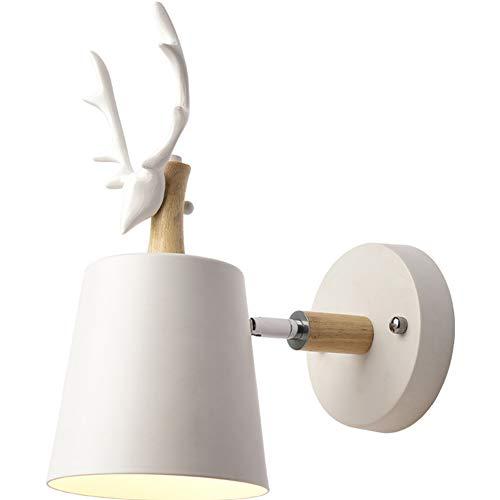 Lámpara de pared pequeña de diseño minimalista multifuncional, lámpara de noche moderna y minimalista para sala de estar, dormitorio, lámpara de pared creativa con personalidad