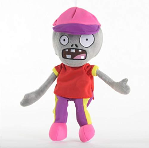 Piante Vs.Zombie Doll Peluche 30Cm, Cappuccio Zombie Doll