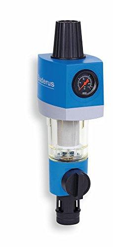 Buderus Rückspülfilter Druckminderer Wasserfilter Hauswasserstation (Honeywell), Anschluss:1 Zoll