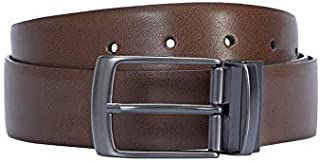 Tarocash Men's Harry Reversible Prong Belt Sizes 32-46 for Going Out Smart Occasionwear Belts