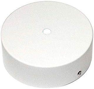 Florón redondo blanco, Ø120mm