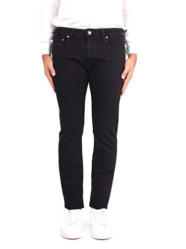 Etro 1W417 9646 001 Jeans Mann Schwarz 36