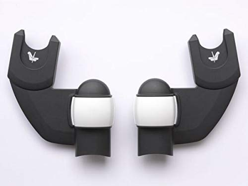 Bugaboo Fox/Lynx Car Seat Adapter - Connect Your Car Seat Easily to Your Stroller