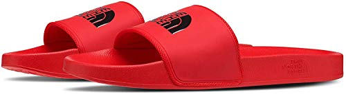 The North Face Chanclas Base Camp Slide II Rojo Negro