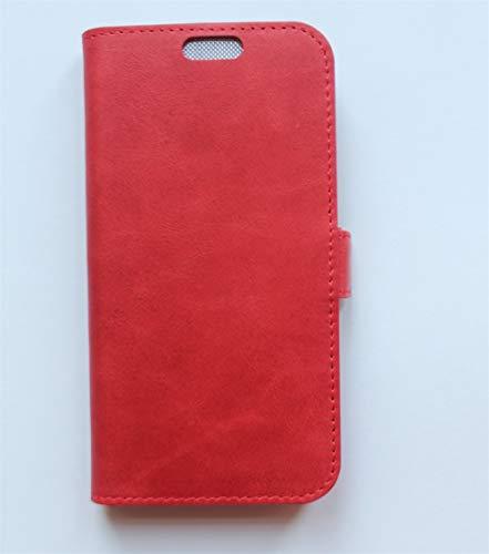 MySilverShield – Funda antiondas biodegradable para Apple modelo iPhone 12/Pro, color rojo