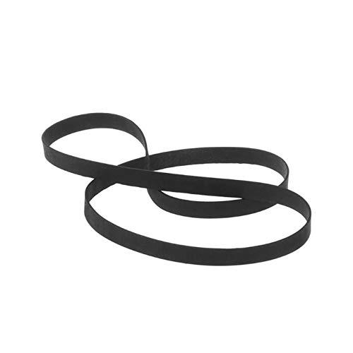1pc 45-120MM universal Surtido plana del cinturón de goma Mezcla la cinta de cassette de la máquina BeltPulley correa de transmisión for grabadoras de CD Walkman DVDTurntable ( tamaño : 4NB401687 E )