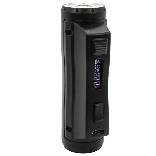 ehpro Cold Steel 100 Box Mod 120 W, e-Zigarette - Akkuträger, black obisidian