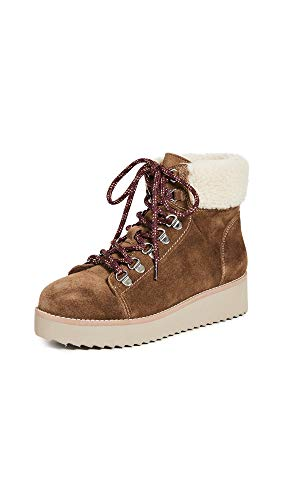 Sam Edelman Women's Franc Ankle Boot, Toffee, 9.5 Medium US