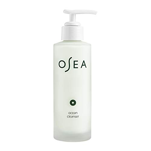 OSEA Ocean Cleanser (5 oz) | Nourishing Cleansing Gel | Mineral Rich Face Wash | Clean Beauty Skincare | Vegan & Cruelty-Free