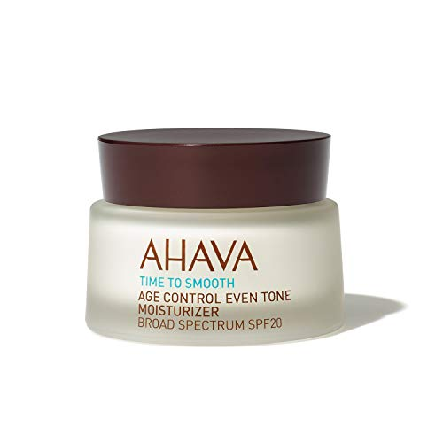 AHAVA Time to smooth | Age Control Even Tone Moisturizer | Broad...