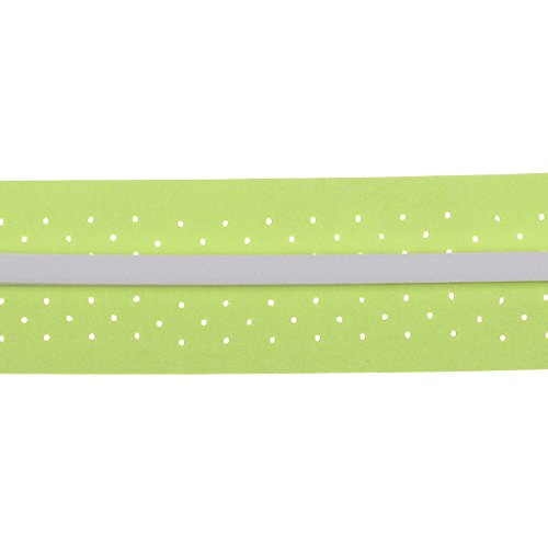 Generic Anti-Rutsch Schweißaufnahme Griffbänder für Tennis Squash-Schläger, Badminton-, Baseballschläger Billiard Angelruten Bänder - Fluoreszierende Grün