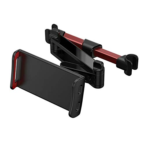 MAYINGXUE Soporte del teléfono de la Almohada Trasera del automóvil Ajuste para el teléfono Xiaomi iPad Tablet 4-11/12.9 Pulgadas Tablet Piedra Soporte Asiento Soporte Cabezal Trasero Soporte de Mon