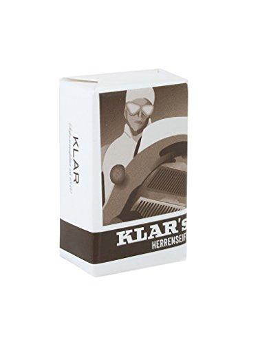 Klar's - Herrenseife in klassischem Design
