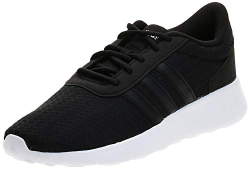 Adidas Women Lite Racer Black Running Shoes-6 UK (F34664)