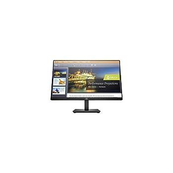 HP P224 21.5 Inch Full HD LED LCD Monitor - HDMI - DisplayPort - 1920 x 1080 Black