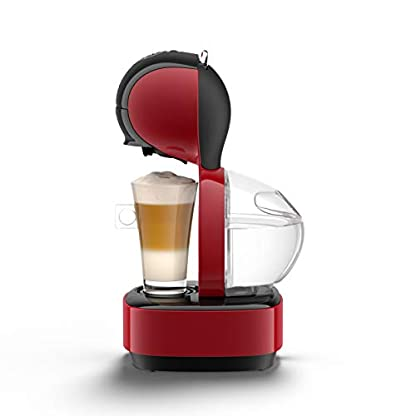 Krups-Lumio-Vollautomatische-Kaffeemaschine-in-Kapseln-1-l-Blau-Rot–Kaffeemaschine-Kaffeemaschine-1-l-Kaffeekapseln-1600-W-Blau-Rot