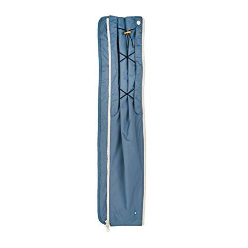 Finside W Majakka Extension Blau, Damen Regenjacke, Größe 40-44 - Farbe Blue Mirage